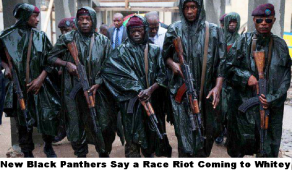 New Black Panthers Want Race War