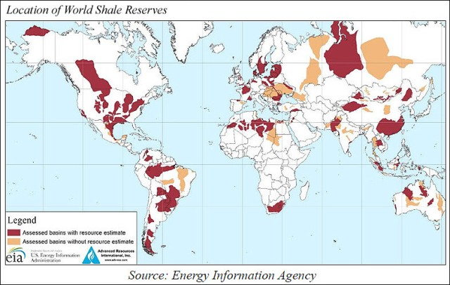 Discovering Onshore Shale ... Just the Beginning