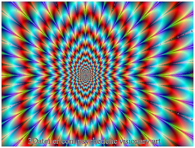 Perceptual Slippage http://3datelier.com/psychedelics.htm