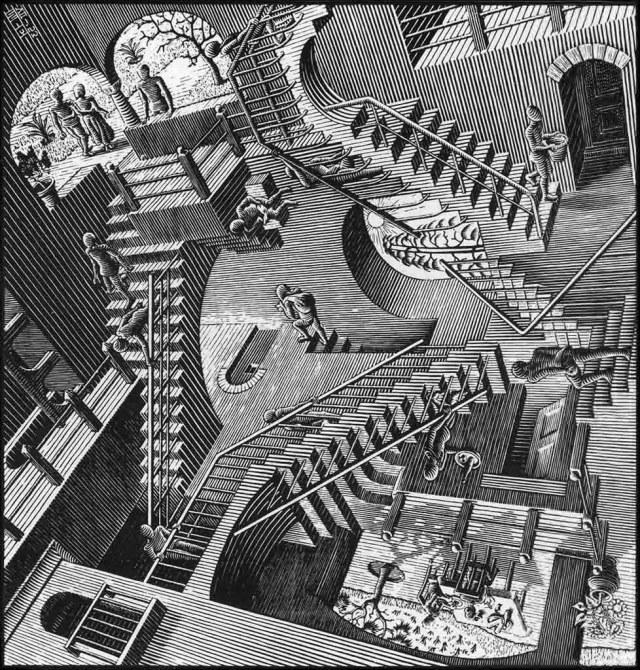 Escher Stairways