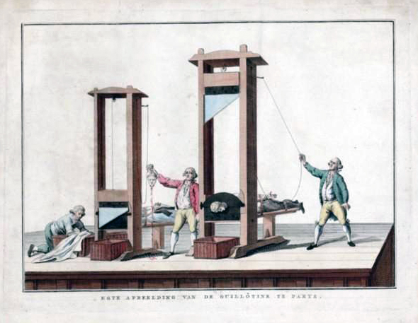 The Decapitation Solution Can This Instrument of the French Revolution Save Science?