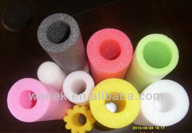 Hollow Foam Tubes