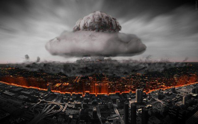 Urban Nuclear Blast