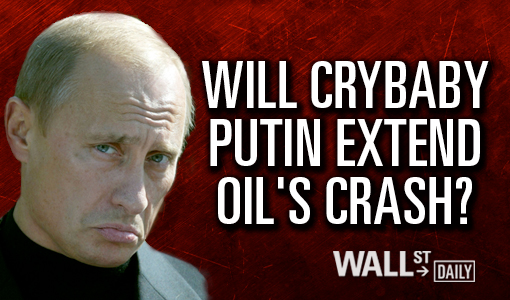 Crybaby Putin http://www.trefis.com/stock/rsx/articles/271162/russia%E2%80%99s-influence-over-the-price-of-crude-oil/2014-12-22