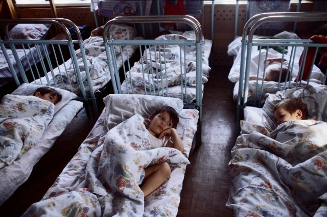 Conditions in Orphanages Horrible http://www.thedailybeast.com/articles/2012/12/29/russia-s-adoption-ban-is-a-cruel-and-vindictive-to-all.html