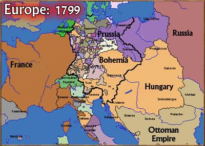 Europe 1799