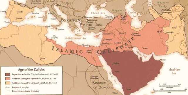 Golden Age of Islam -- Age of Caliphs