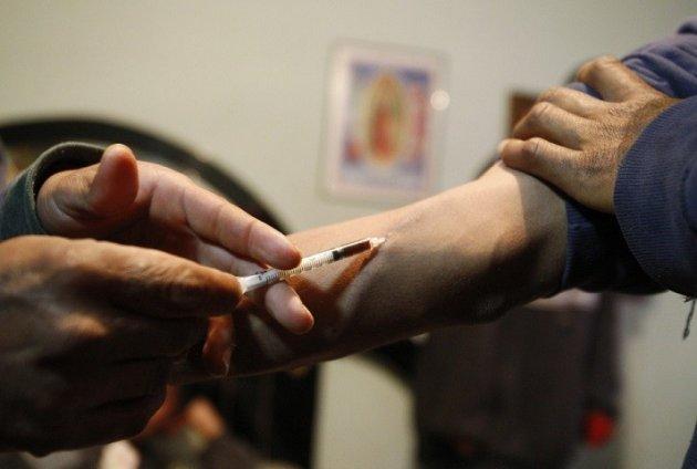 Heroin, Krokodil, Addiction Gone Wild http://www.ibtimes.co.uk/russia-drug-addicts-moscow-kremlin-putin-heroin-506721