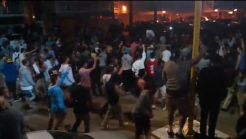 College Riot