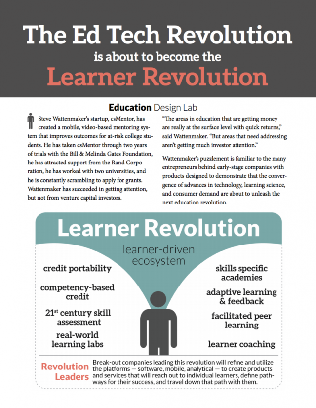 Learner Revolution http://collegeof2020.com/hey-buddy-you-got-a-dime-to-spend-on-learning