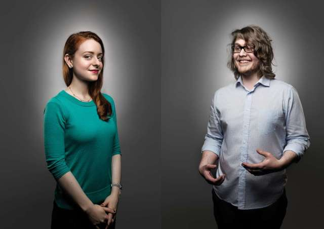 Transatomic Founders http://www.popsci.com/leslie-dewan-and-mark-massie-are-reviving-nuclear-dream