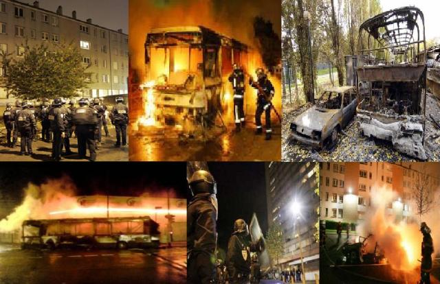 Paris has burned, and will burn again Wikipedia
