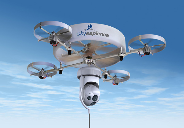 Drone Surveillance http://blog.jammer-store.com/wp-content/uploads/2012/03/sky-sapience-hovermast.jpg