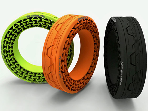 Hankook NPT Consumer Airless Tire