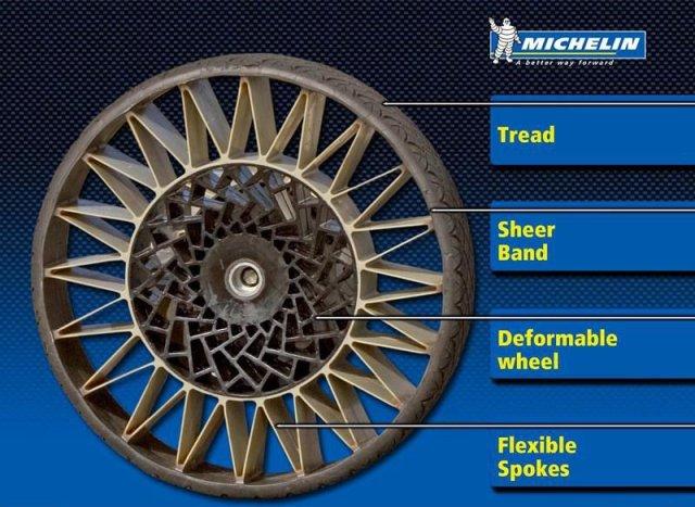 Michelin Tweel Airless