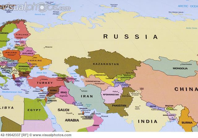 The World From Ukraine to China