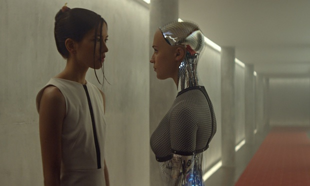 Ex Machina http://www.theguardian.com/film/2015/jan/15/ex-machina-sexy-female-robots-scifi-film-obsession