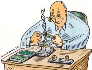 Gene Tinkering http://www.synthetic-bestiary.com/