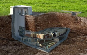 Underground Bunker for Sale http://content.uniquehomes.com/2014/10/unique-underground-nuclear-bunker-for-sale-in-georgia/