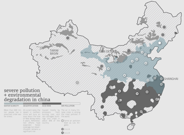 Pollution in China a Matter of Life or Death Poisoned Air, Water, Soil, Food, Personal Hygiene Products, Medicines, etc.