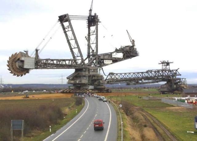 Krupps Excavator http://www.thyssenkrupp-industrial-solutions.com/en/products-solutions/mining-materials-handling-industry/mining/bucket-wheel-excavators.html