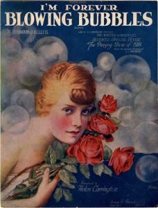 Forever Bubbles http://blogs.loc.gov/music/2010/03/lawrence-welk/