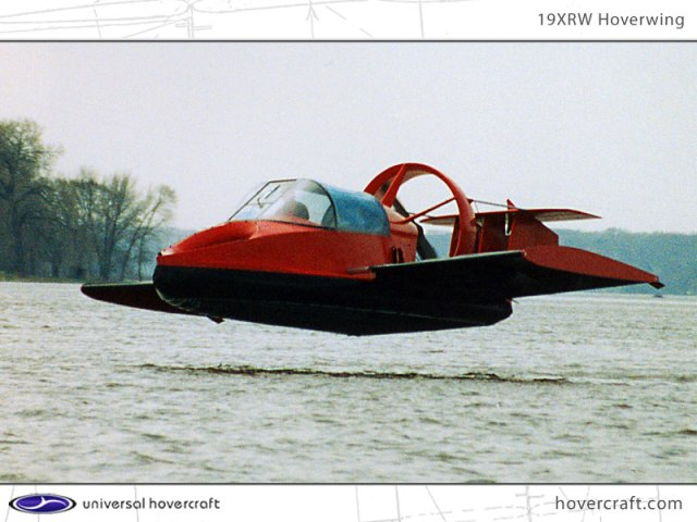 Hoverwing Ground Effect Hovercraft http://hovercraft.com/content/index.php?main_page=index&cPath=1_2