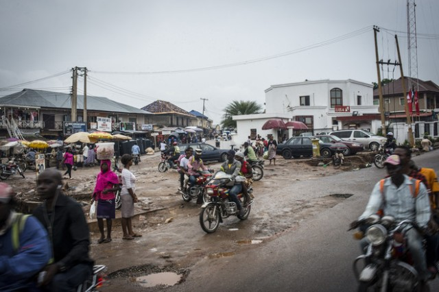 Lokoja Nigeria, Modern Growing African City http://www.wsj.com/articles/for-a-growing-africa-hope-mingles-with-fear-of-the-future-1448632865