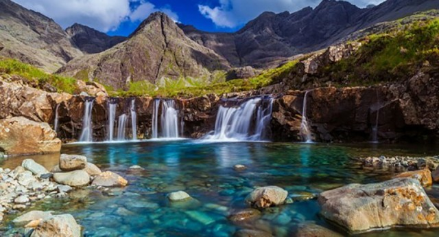 Pristine Places Scotland Fairy Pools http://www.earthporm.com/tag/scotland/