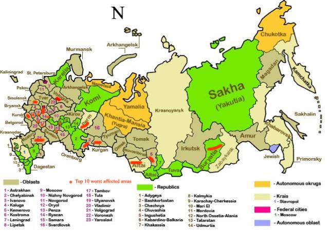 Multi-Ethnic Russia http://newworldorderuniversity.com/?p=932