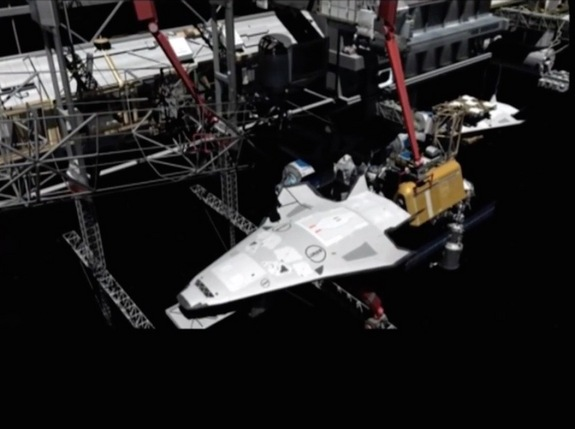DARPA Vision http://www.space.com/30529-darpa-robotic-space-transportation-hub.html