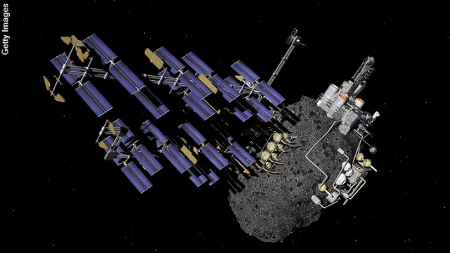Asteroid Mining Space Race http://test.coasttocoastam.com/article/legalization-of-space-mining-sets-the-stage-for-new-commercial-space-race