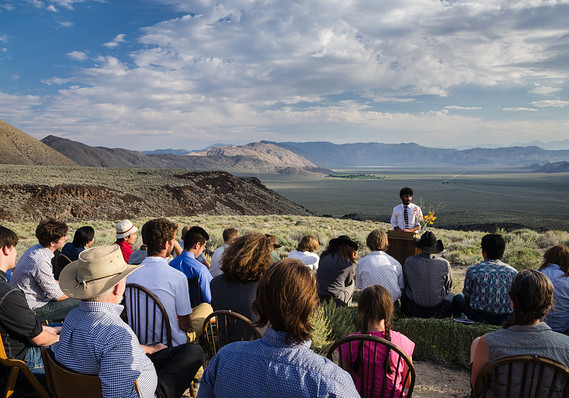 Deep Springs Owens Valley California Photo: http://www.marketwatch.com/story/these-tiny-colleges-trounce-stanford-and-harvard-in-this-category-2016-01-27?