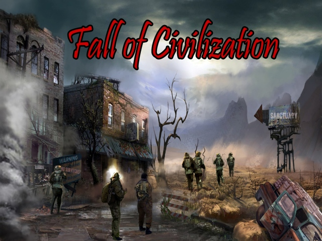 Fall of Civilization https://www.kickstarter.com/projects/1458946275/fall-of-civilization