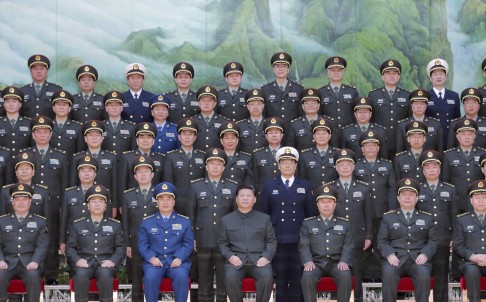 Drastic Consolidation of Military Power Under Xi http://www.scmp.com/news/china/diplomacy-defence/article/1900493/chinese-military-overhaul-tighten-xi-jinpings-grip