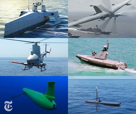 Navy Drones Extend Your Personal Navy's Reach for a Lower Cost