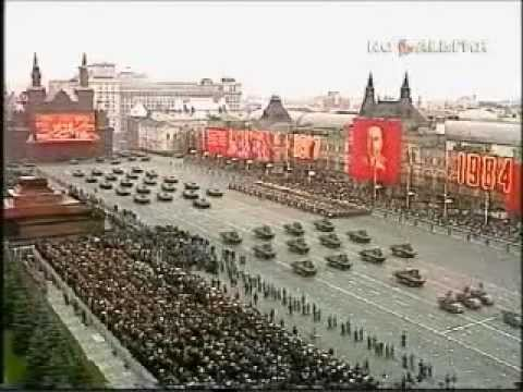1984 Parade  USSR Won the Cold War