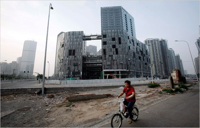 China Bubble Ghost Cities Everywhere The Diplomat