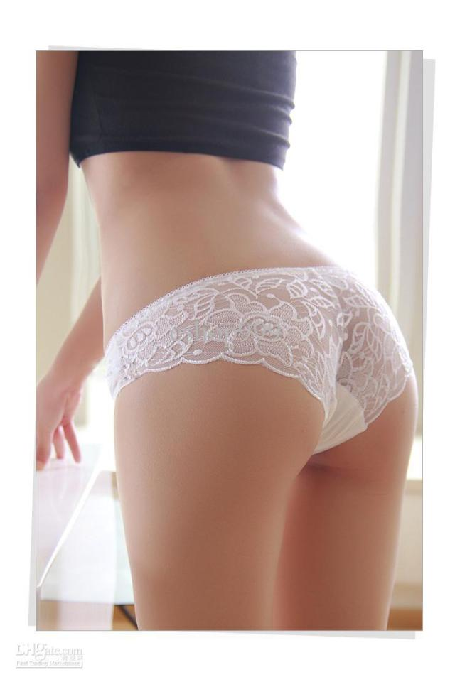 Imagine a World Without Lace Panties