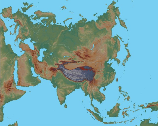 http://geology.com/world/asia-physical-map.shtml