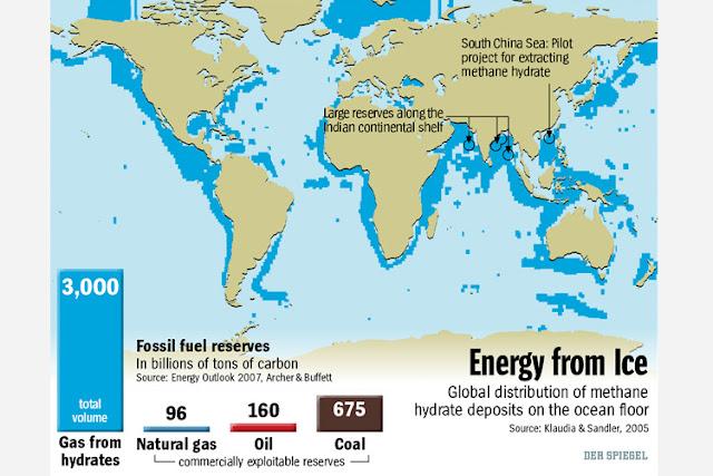 Methane Hydrate Global Resource
