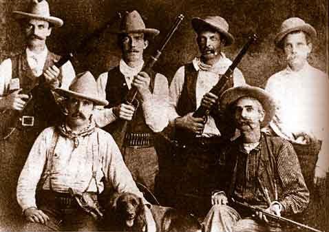 Rosebud Vigilantes http://blasphemes.blogspot.com/2010/12/vigilantism-on-rise-in-mexico.html