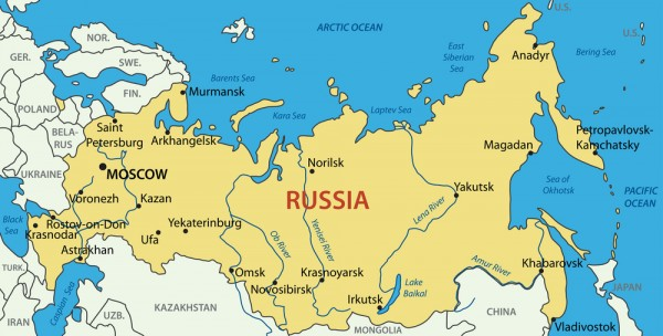 Eurasia: Focus on Russia