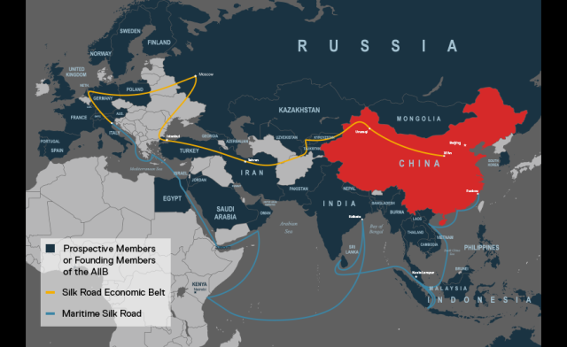Silk Road Belt http://nextbigfuture.com/2016/06/more-china-russia-infrastructure-and.html
