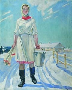 Dairy Maid http://allart.biz/photos/image/Dairymaid_1959.html