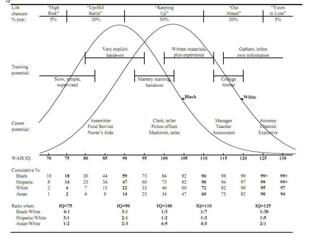 Group Differences in Aptitude Gottfredson, L. S. (2006). Social consequences of group differences in cognitive ability (Consequencias sociais das diferencas de grupo em habilidade cognitiva). In C. E. Flores-Mendoza & R. Colom (Eds.), Introducau a psicologia das diferencas individuais (pp. 433-456). Porto Allegre, Brazil: ArtMed Publishers.