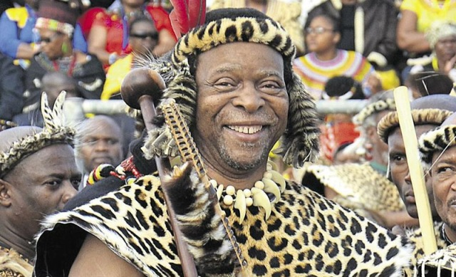 "Zulu King Goodwill Zwelethini ""History will judge black people harshly as they have failed to build on the successes of the Afrikaners,"" he said, before continuing to explain that ""black people loved to use matches to burn down infrastructure"" built by the white government. Source"