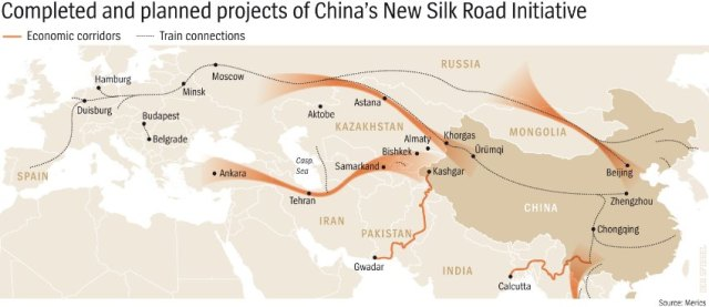 http://www.spiegel.de/international/world/china-is-building-new-silk-road-to-central-asia-and-europe-a-1110148.html