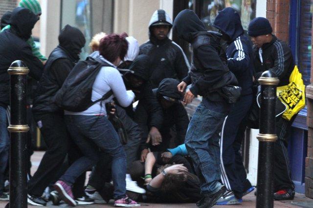 Beaten and Mugged in Birmingham Source