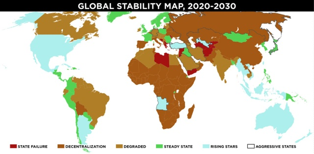 Future Global Stability Peter Zeihan